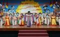 Danse coréenne au Nicaragua