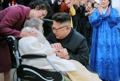 N.K. leader visits revolution museum