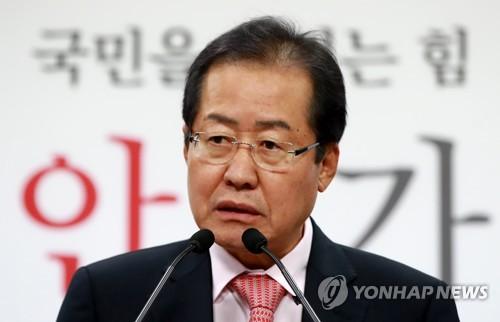 """홍준표-유승민 """"이제는 정면승부""""…불붙는 보수주도권 경쟁"""
