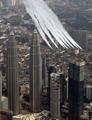 S. Korea's aerobatic flight team performs in Malaysia