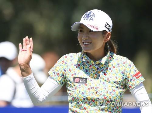 이보미, 국내 대회 출격…하이원오픈서 김지현과 샷대결