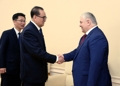 N.K. official meets Russian delegation