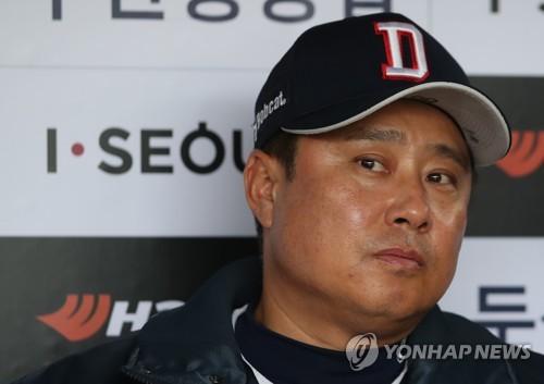 """김태형 """"판타스틱4, 애초 작년 성적 기대 안 했다"""""""