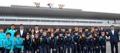 韓国サッカー女子が平壌入り