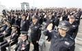 「中国違法漁船を取り締まります!」