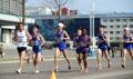 Una maratón en Pyongyang