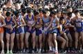 平壌で国際マラソン大会