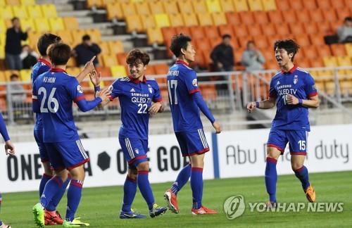'정규리그 첫 승리' 수원, AFC 챔스리그 16강 도전