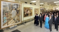 Exhibición nacional de arte en Pyongyang