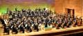 Concierto musical por el líder norcoreano