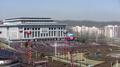 Corea del Norte inaugura la calle Ryomyong