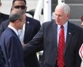El vicepresidente de EE. UU. visita Corea del Sur