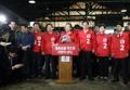 Hong Joon-pyo annonce ses engagements pour les petits commerçants