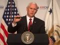 Discours du vice-président américain