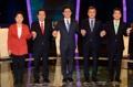 Segundo debate presidencial televisivo