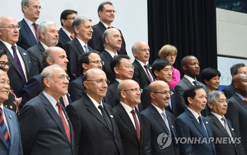 '보호무역주의 배격' 놓고 여전한 간격…G20 정책 공조 '흔들'