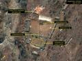 Movimientos de remolques en el recinto nuclear norcoreano