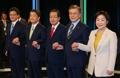大統領選候補者が舌戦