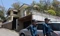 Nouvelle résidence de l'ancienne présidente Park