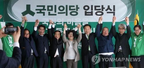 """손학규 """"지지율 주춤하지만 결국 양강구도…安 승리할 것"""""""