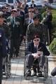 Los veteranos británicos de la Guerra de Corea