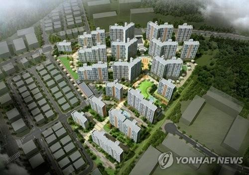 성남 고등 호반베르디움 분양가 3.3㎡당 1천799만원