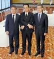 Diálogos trilaterales sobre la cuestión nuclear norcoreana
