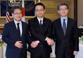 韓米日が対北圧力強化で一致