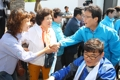 El candidato a presidente Yoo Seong-min
