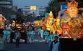 ソウル都心で灯籠パレード