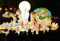 ソウルの夜彩る灯籠