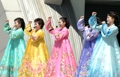 Labor Day in North Korea
