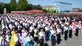 May Day in North Korea