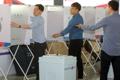 ソウル駅に期日前投票所設置
