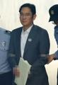 El jefe de Samsung en juicio