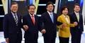 Último debate televisado de los candidatos presidenciales