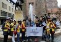 Residentes de Samcheok promocionan los JJ. OO. de PyeongChang en Europa