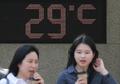 Vingt-neuf degrés
