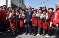 En candidato a presidente Hong