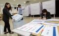 Installation d'un bureau de vote