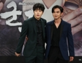 El cantante L del grupo Infinite y el actor Yoo Seung-ho