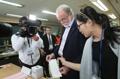 Inspección de la votación surcoreana