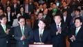 المرشح آن تشول سو عن حزب الشعب يقر بهزيمته في الانتخابات الرئاسية