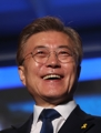 Moon certain to win presidential election