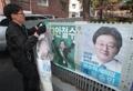 Retrait des affiches électorales