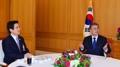 Encuentro del nuevo presidente con el primer ministro