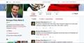 El presidente de México tuitea sobre Moon Jae-in