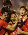 Corea del Sur vence a Uruguay por 2-0