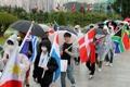 Desfile por la Paz de la ONU