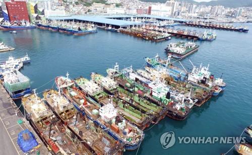 어업협정 지연피해 어민 출어경비 지원 법안 발의
